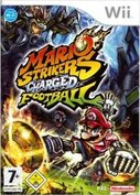 Cover zu Mario Strikers Charged - Wii