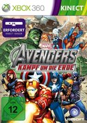 Cover zu Marvel Avengers: Battle for Earth - Xbox 360