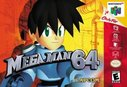 Cover zu Mega Man Legends - Nintendo 64