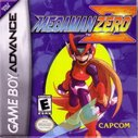 Cover zu Mega Man Zero - Game Boy Advance