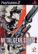 Cover zu Metal Gear Solid 2: Sons of Liberty - PlayStation 2