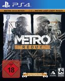 Cover zu Metro Redux - PlayStation 4