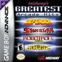 Cover zu Midway's Greatest Arcade Hits - Game Boy Advance