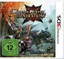 Cover zu Monster Hunter Generations - Nintendo 3DS