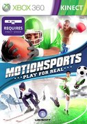 Cover zu MotionSports - Xbox 360