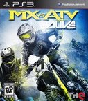 Cover zu MX vs. ATV Alive - PlayStation 3