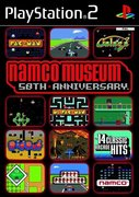 Cover zu Namco Museum: 50th Anniversary-Collection - PlayStation 2