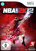 Cover zu NBA 2K12 - Wii