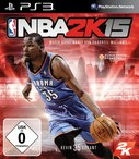 Cover zu NBA 2K15 - PlayStation 3