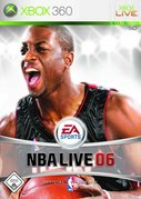 Cover zu NBA Live 06 - Xbox 360