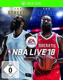 Cover zu NBA Live 18 - Xbox One