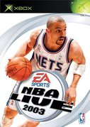 Cover zu NBA Live 2003 - Xbox