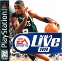 Cover zu NBA Live 99 - PlayStation