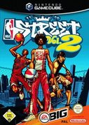 Cover zu NBA Street Vol. 2 - GameCube