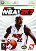 Cover zu NBA 2K7 - Xbox 360