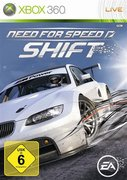 Cover zu Need for Speed: Shift - Xbox 360