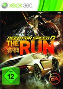 Cover zu Need for Speed: The Run - Xbox 360