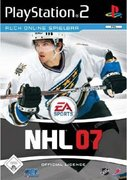 Cover zu NHL 07 - PlayStation 2