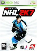 Cover zu NHL 2K7 - Xbox 360