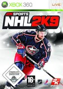 Cover zu NHL 2K9 - Xbox 360