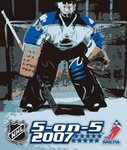 Cover zu NHL 5 on 5 2007 - Handy