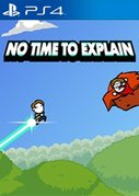 Cover zu No Time To Explain Remastered - PlayStation 4
