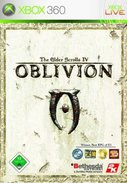 Cover zu The Elder Scrolls IV: Oblivion - Shivering Isles - Xbox 360