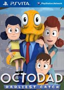 Cover zu Octodad: Dadliest Catch - PS Vita
