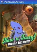 Cover zu Oddworld: Abe's Oddysee – New 'n' Tasty - PlayStation 3