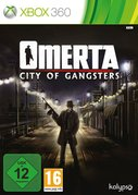 Cover zu Omerta: City of Gangsters - Xbox 360