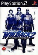 Cover zu Operation Winback 2: Project Poseidon - PlayStation 2