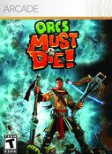 Cover zu Orcs Must Die! - Xbox Live Arcade