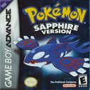 Cover zu Pokémon Sapphire - Game Boy Advance