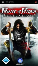 Cover zu Prince of Persia Revelations - PSP