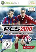Cover zu Pro Evolution Soccer 2010 - Xbox 360