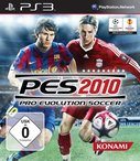 Cover zu Pro Evolution Soccer 2010 - PlayStation 3