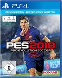 Cover zu Pro Evolution Soccer 2018 - PlayStation 4