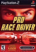 Cover zu Pro Race Driver - PlayStation 2