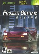 Cover zu Project Gotham Racing - Xbox