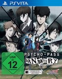 Cover zu Psycho-Pass: Mandatory Happiness - PS Vita