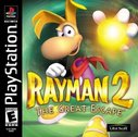 Cover zu Rayman 2: The Great Escape - PlayStation