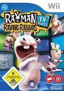 Cover zu Rayman Raving Rabbids TV Party - Wii