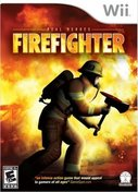 Cover zu Real Heroes: Firefighter - Wii