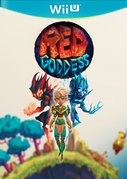 Cover zu Red Goddess: Inner World - Wii U