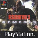 Cover zu Resident Evil 3: Nemesis - PlayStation