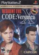 Cover zu Resident Evil: Code: Veronica Complete - PlayStation 2