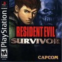 Cover zu Resident Evil: Survivor - PlayStation