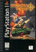 Cover zu Return Fire - PlayStation