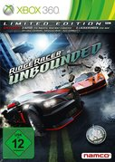 Cover zu Ridge Racer Unbounded - Xbox 360