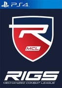 Cover zu RIGS: Mechanized Combat League - PlayStation 4